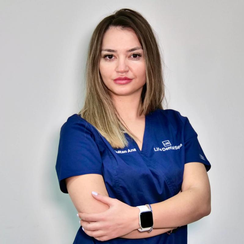Dr Ana Maria Sultan
