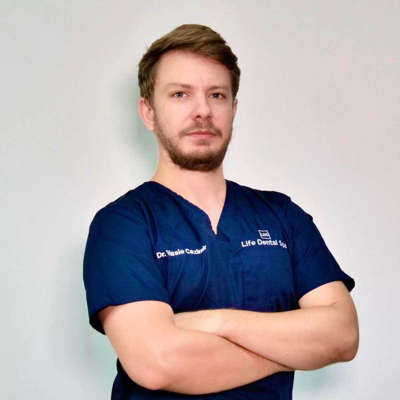 Dr Cazimir Vlasie