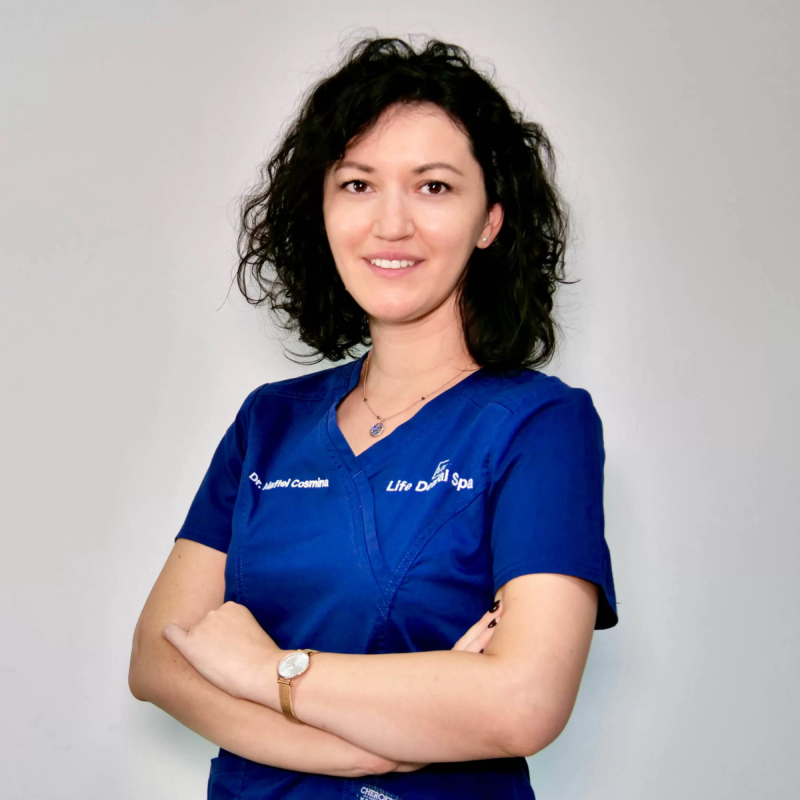 Dr Cosmina Maftei