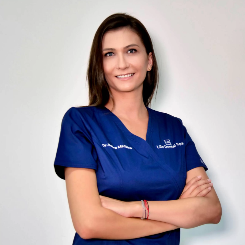 Dr Madalina Dobre