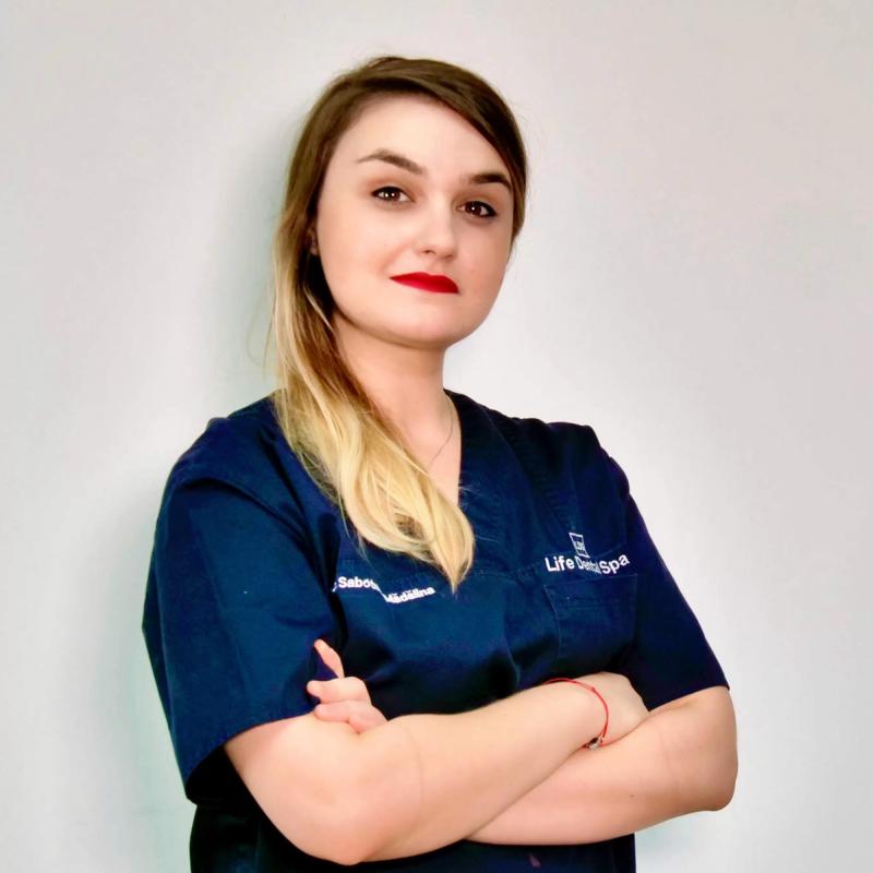 Dr Madalina Sabotnicu