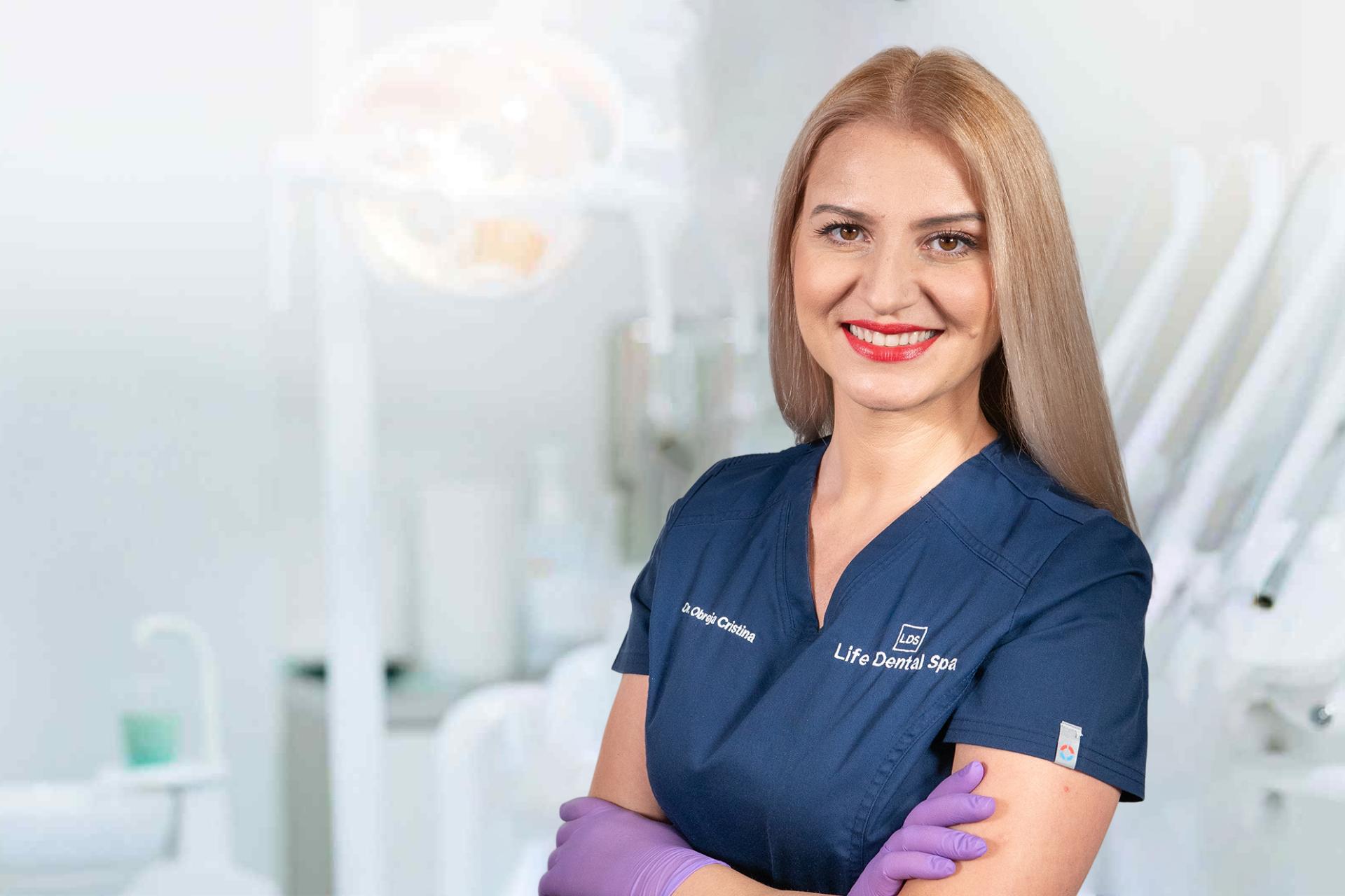 Dr Cristina Obreja