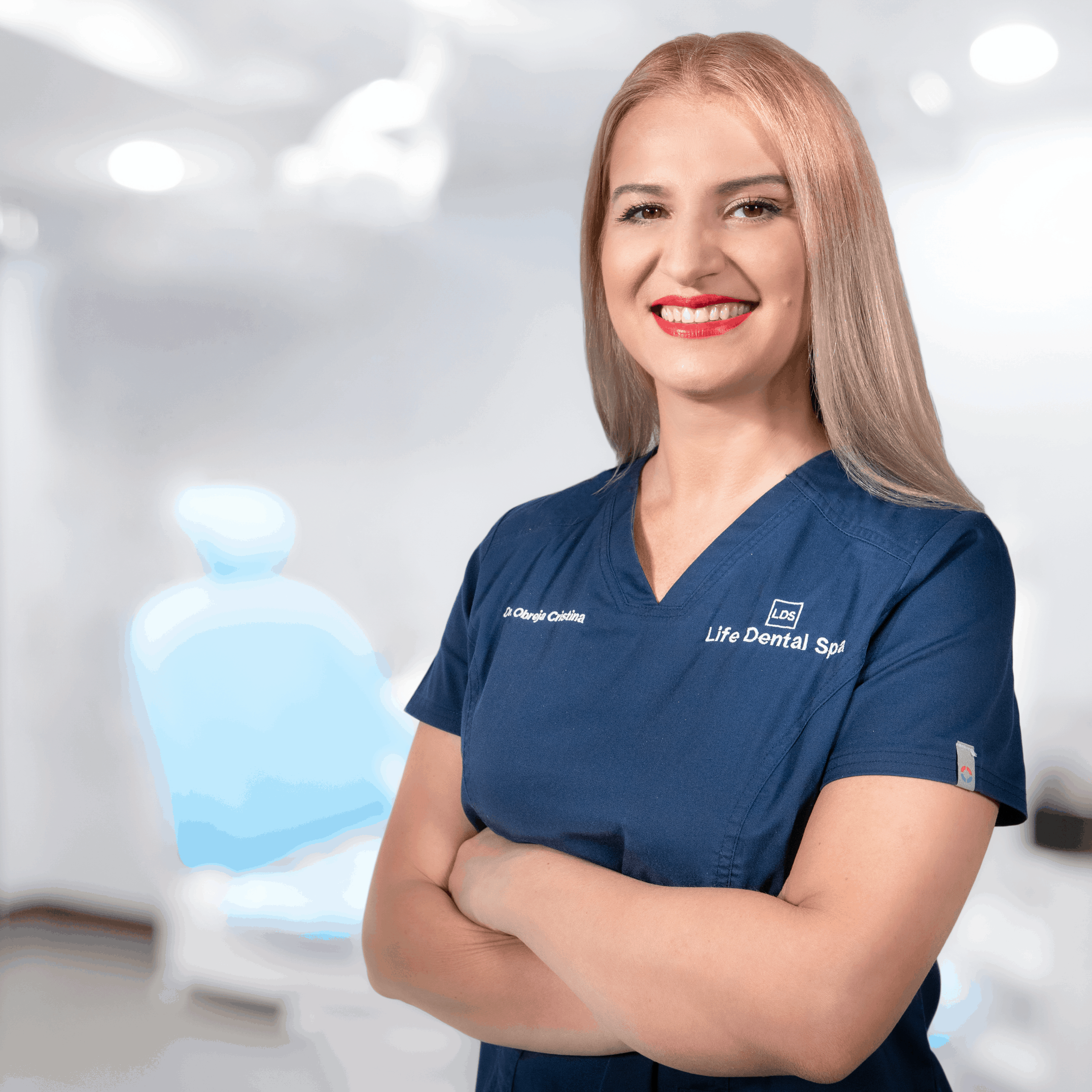 Dr Cristina Obreja Life Dental Spa