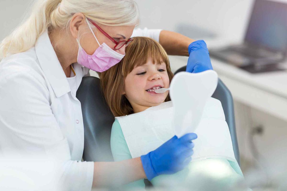 Pedodontie - stomatologie la copii