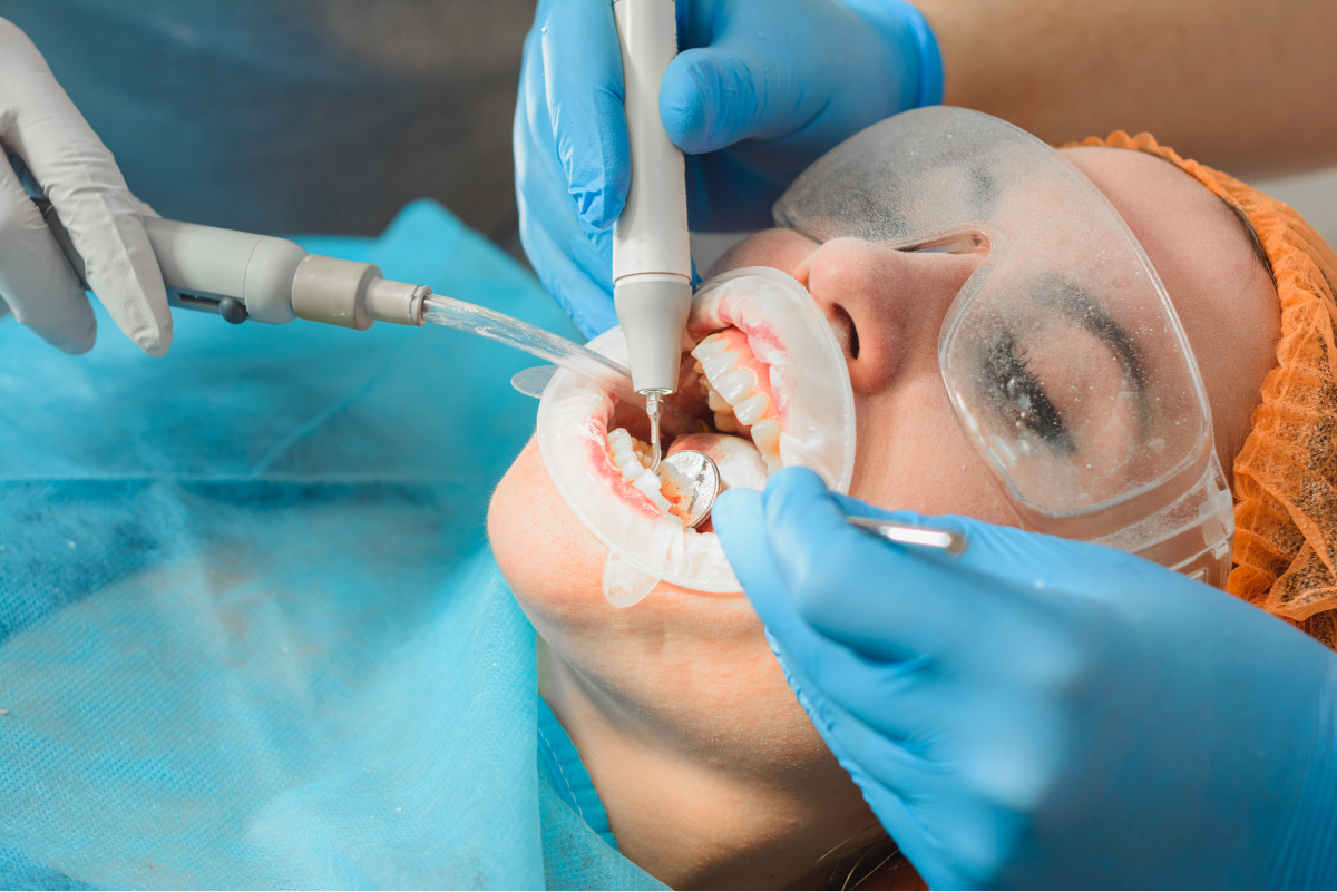 Protocol Holistic pentru Tratarea Parodontoza si Gingivita